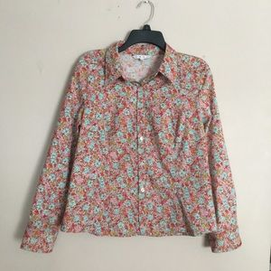 Cabi long sleeves shirt size XL